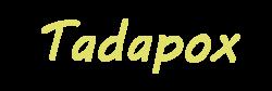 Tadapox.net logo